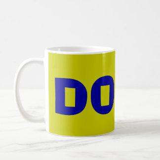 Dominican Republic Bold DO Mug