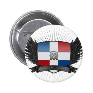 DOMINICAN_REPUBLIC PINBACK BUTTON