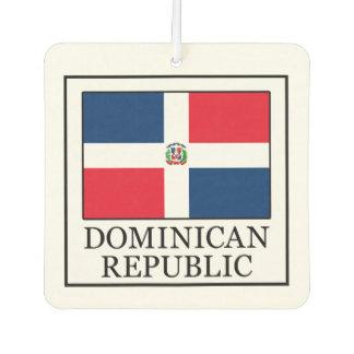 Dominican Republic Car Air Freshener