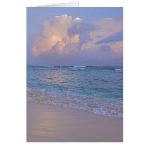 Dominican Republic, Caribbean, Punta Cana, Card