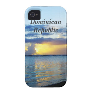 Dominican Republic iPhone 4/4S Cover