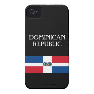 Dominican Republic iPhone 4 Covers