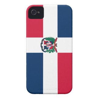 Dominican Republic Case-Mate iPhone 4 Case
