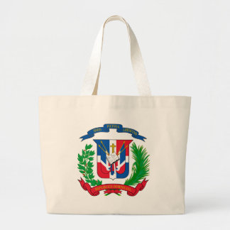 Dominican Republic Coat of Arms Bags
