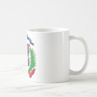 Dominican Republic Coat of Arms Coffee Mug