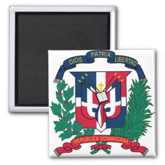 Dominican Republic Coat of arms DO Magnet