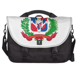 Dominican Republic Coat of Arms Commuter Bag