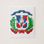 Dominican Republic Coat of Arms Puzzles