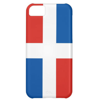 dominican republic country flag case cover for iPhone 5C
