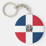 Dominican Republic, Denmark Keychains