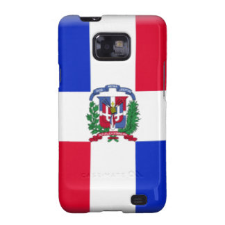 Dominican Republic Flag Galaxy SII Covers