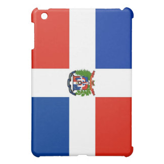Dominican Republic Flag Case For The iPad Mini