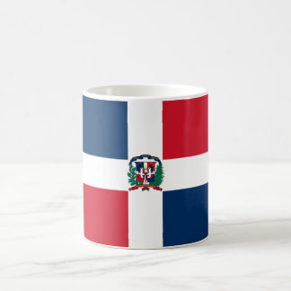 Dominican Republic Flag DO Coffee Mug