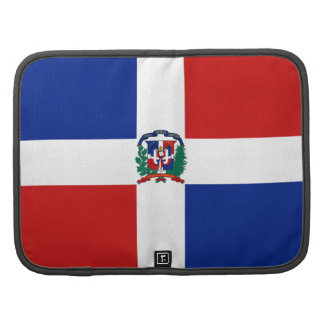 Dominican Republic Flag Folio Organizer