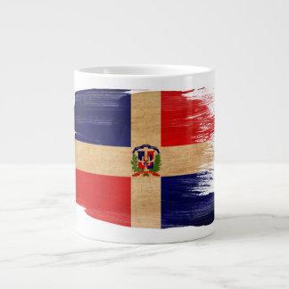 Dominican Republic Flag Giant Coffee Mug