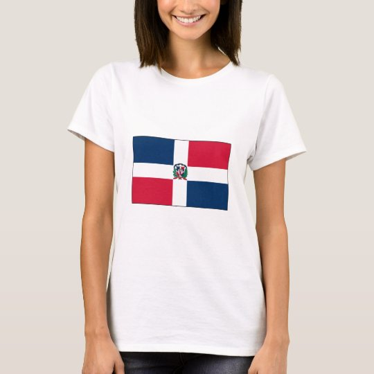 Dominican Republic FLAG International T-Shirt