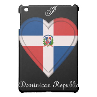 Dominican Republic Flag iPad Mini Cover