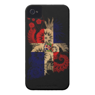 Dominican Republic Flag iPhone 4 Case