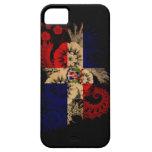 Dominican Republic Flag iPhone 5 Case