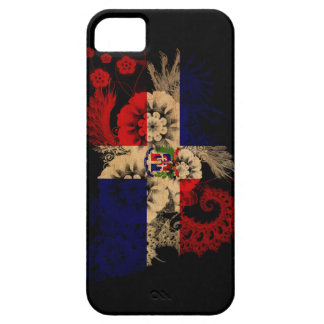 Dominican Republic Flag iPhone 5 Covers