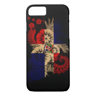 Dominican Republic Flag iPhone 8/7 Case