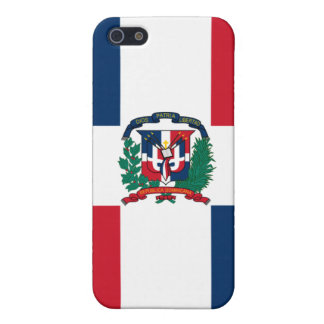 Dominican Republic Flag iPhone Cover For iPhone SE/5/5s