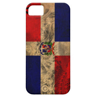 Dominican Republic Flag iPhone SE/5/5s Case