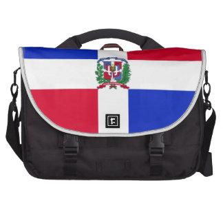 Dominican Republic Flag Commuter Bags