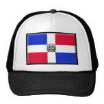 Dominican Republic Flag Mesh Hat