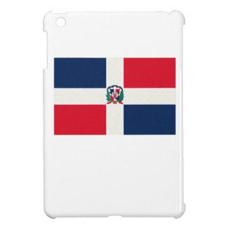 Dominican Republic Flag Oil Painting iPad Mini Case