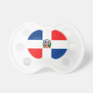 Dominican-Republic Flag Pacifier