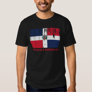 Dominican Republic Flag Shirt