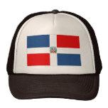 Dominican Republic Flag Trucker Hat