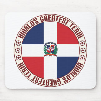 Dominican Republic Greatest Team Mouse Pad
