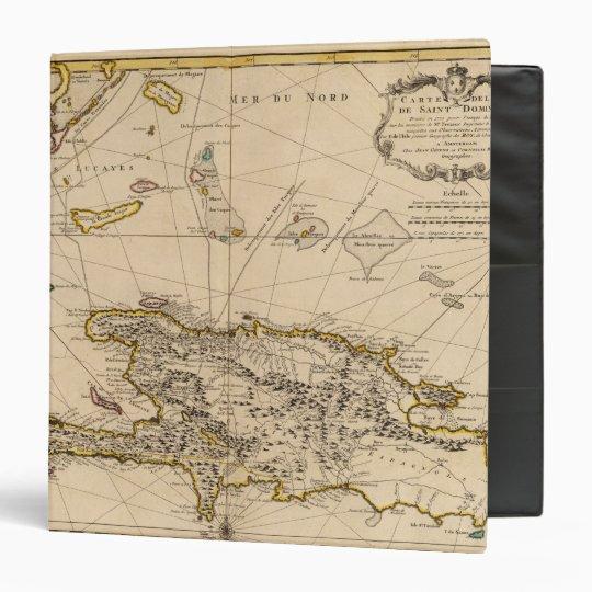 Dominican Republic, Haiti, West Indies 3 Ring Binder