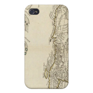 Dominican Republic, Haiti, West Indies Cover For iPhone 4