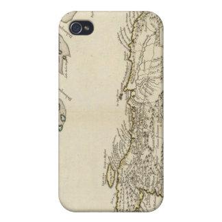 Dominican Republic, Haiti, West Indies iPhone 4 Case