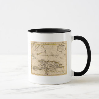 Dominican Republic, Haiti, West Indies Mug