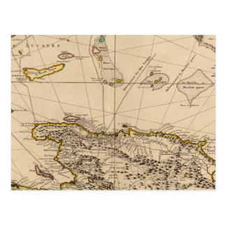 Dominican Republic Haiti West Indies Post Card