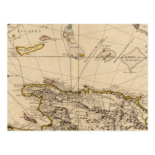 Dominican Republic, Haiti, West Indies Postcard