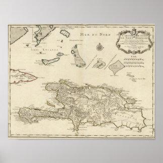 Dominican Republic, Haiti, West Indies Posters