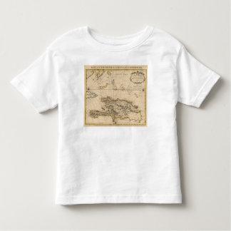 Dominican Republic, Haiti, West Indies Toddler T-shirt