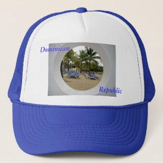Dominican Republic Hat