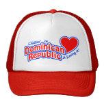 Dominican Republic hat - choose color