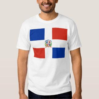 Dominican Republic High quality Flag T Shirt