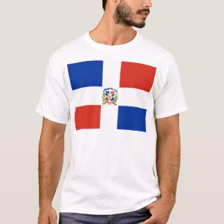 Dominican Republic High quality Flag T-Shirt
