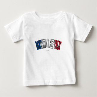 Dominican Republic in national flag colors Shirt
