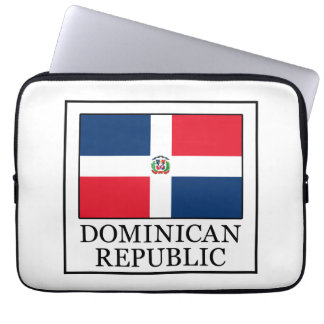 Dominican Republic laptop sleeve