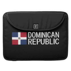 Dominican Republic MacBook Pro Sleeve