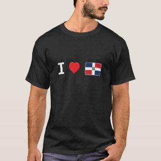 Dominican Republic Micro W T-Shirt